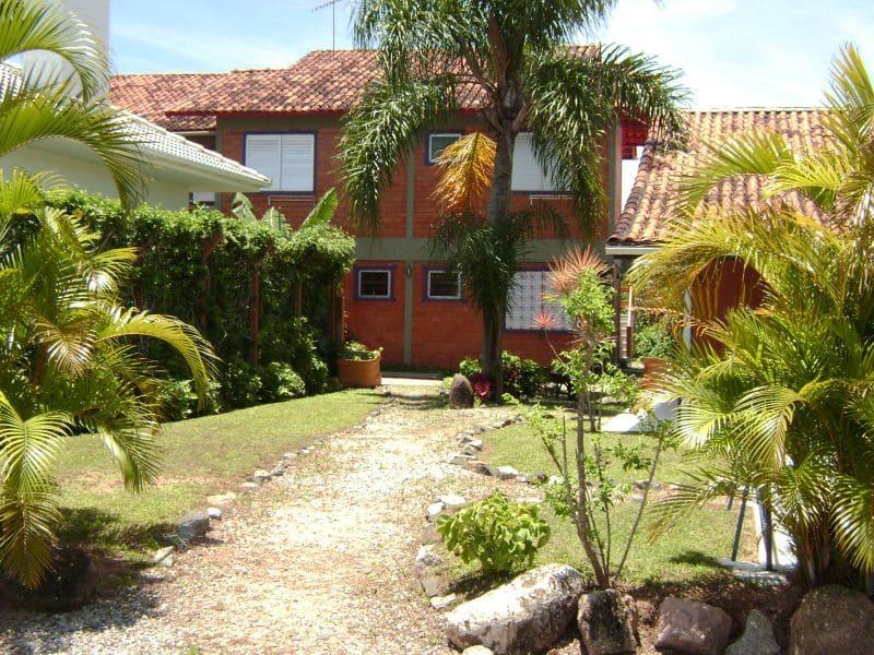 Jardim (3) Residencial Araras, Ponta das Canas, Florianópolis, Brasil
