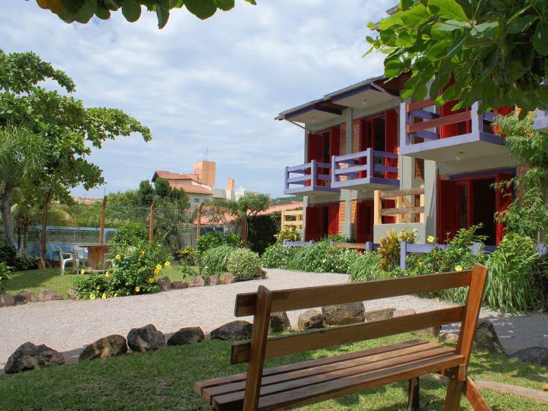 Fachada (2) - Residencial Araras, Ponta das Canas, Florianópolis, Brasil