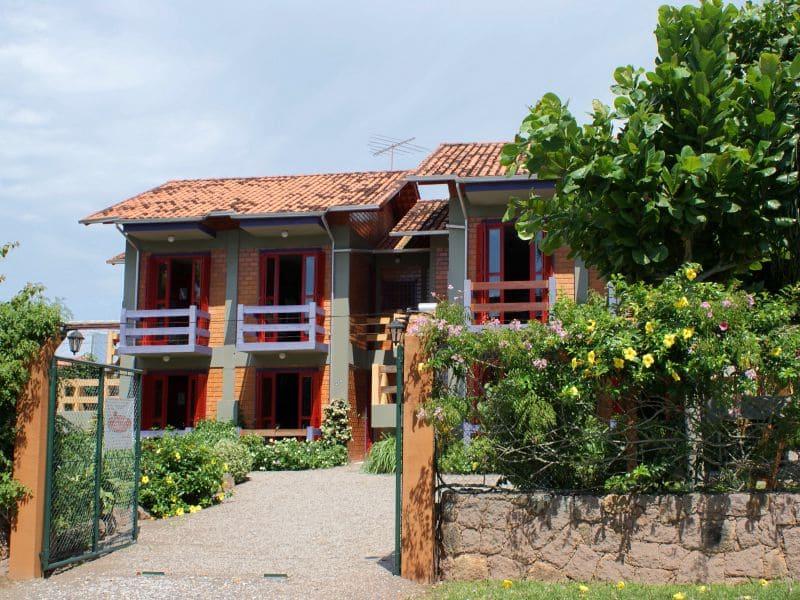 Entrada (2) - Residencial Araras, Ponta das Canas, Florianópolis, Brasil