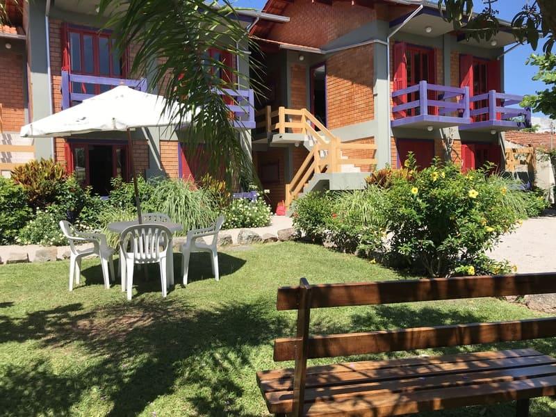 Fachada (4) - Residencial Araras, Ponta das Canas, Florianópolis, Brasil