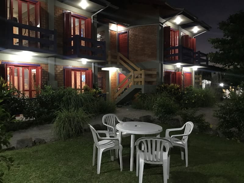 Fachada (3) - Residencial Araras, Ponta das Canas, Florianópolis, Brasil